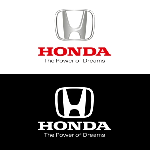 Logo Honda The Power Of Dream Vector