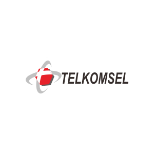 Logo Telkomsel Vector