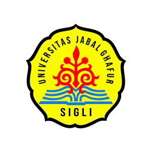 Logo Universitas Jabal Ghafur Vector