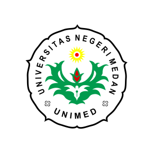 Logo Universitas Negeri Medan Vector (UNIMED)