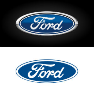 Logo Ford Vector