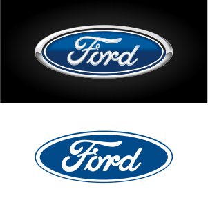 Logo Ford Vector, AI, EPS, CDR