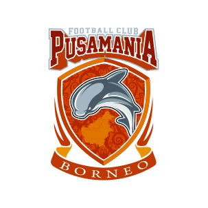 Logo Borneo FC Pusamania Vector Official
