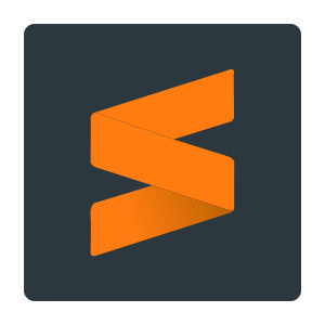 Logo Sublime Text Vector, PNG & JPEG