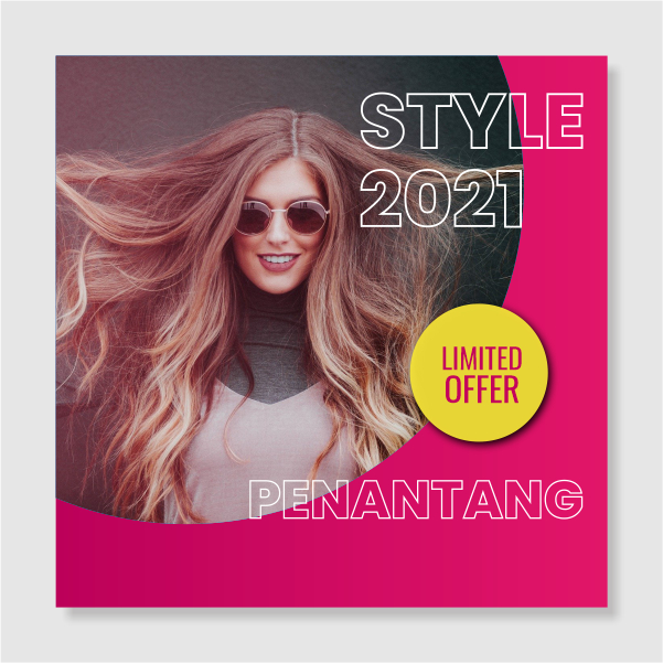 Feed Instagram Penantang Fashion New Style 2021